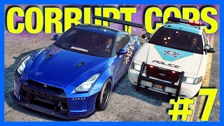 Need for Speed HEAT Let's Play : CORRUPT COPS & STOLEN CARS!! (Part 7)