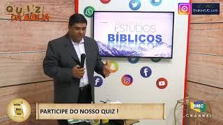 GAME SHOW DA BÍBLIA 4ª EDIÇÃO - A CULPA FOI DO JUBAL