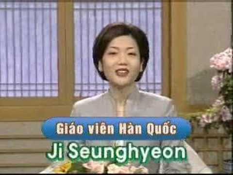 Hoc tieng Han Quoc