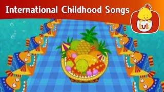 Children's Songs | Cartoon for Children - Luli TV