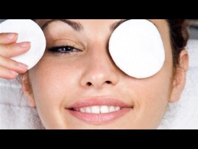 4 طرق لعلاج انتفاخ الجفون و تحت العين فى وقت قصير Youtube