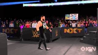 WWE2k16 Entrance: Kevin Owens