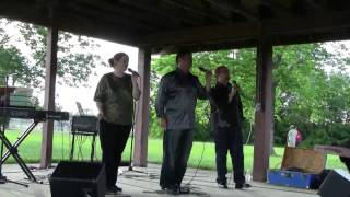 Wednesday on the Lawn - Joshua's Vision - 6/9/10