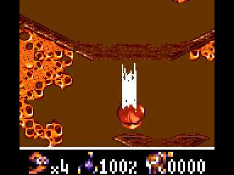 Game Gear Longplay [110] Earthworm Jim