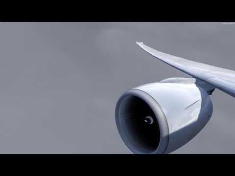 (P3D V4) AAL67 Landing at JFK!