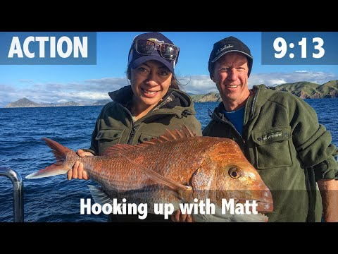 This Is What Fishing Is All About: In Matt Watson's Words