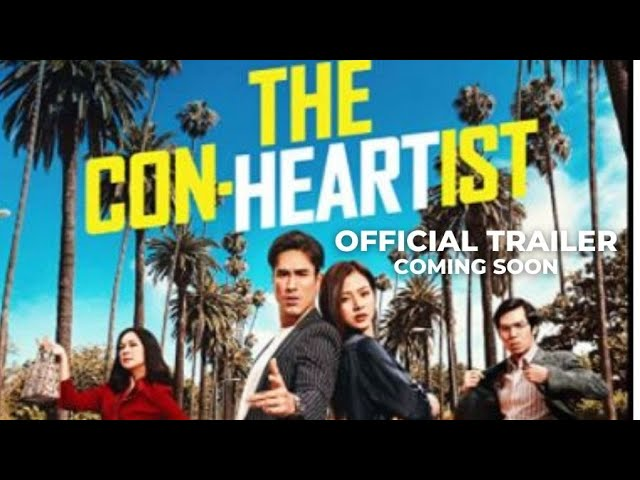 The Con Heartist Official Trailer Coming Soon Youtube