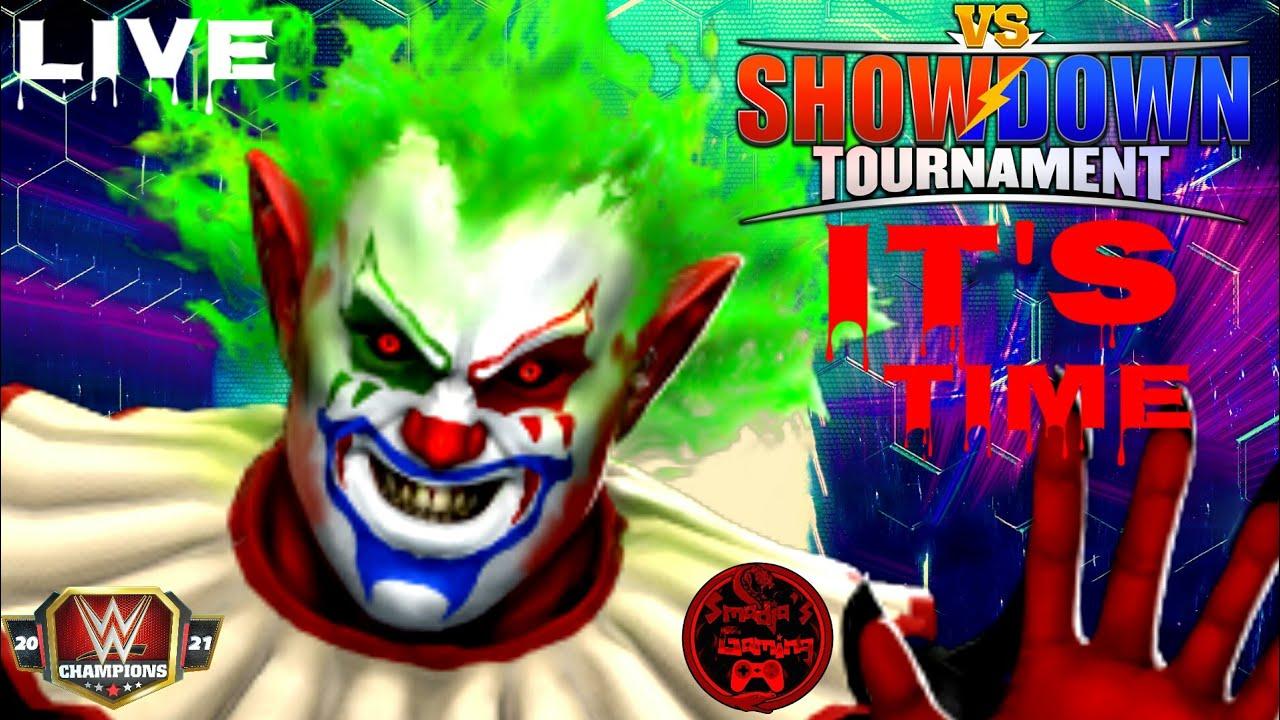 IT's Showdown Live Stream July 17th 2021 / WWE Champions