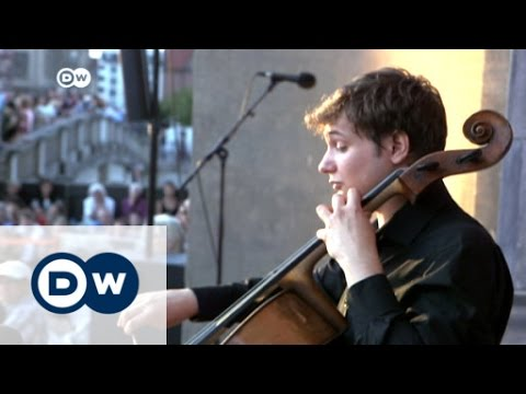 Rich or poor, Berlin is a hotbed of culture | DW News