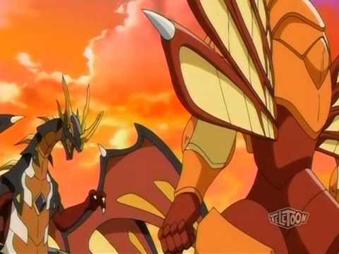 Bakugan: New Vestroia Episode 18