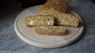 Хлеб белковый отрубной без дрожжей/Protein bread