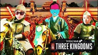 Total War: THREE KINGDOMS #4: GIẢI PHÓNG HÀ NỘI THÂN YÊU !!! Đánh bại Viên Thiệu rồi !!!