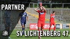 SV Lichtenberg 47 - SV Babelsberg 03 (8. Spieltag, Regionalliga Nordost)