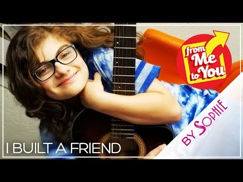 I Built A Friend — Alec Benjamin (Cover by Sophie Pecora) From Me To You 💑