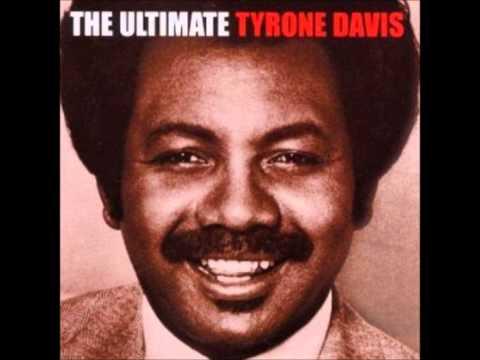 Tyrone Davis - One Way Ticket (To Nowhere) 1971 Dakar label
