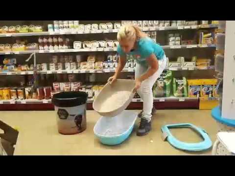 Como limpiar arenero de gato - Bandeja higiénica Berto