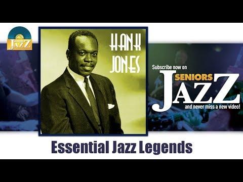 Hank Jones - Essential Jazz Legends (Full Album / Album complet)