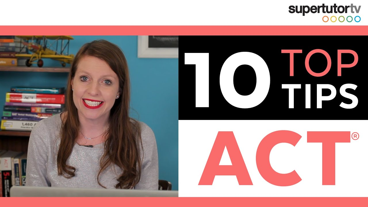 Download ACT® Tips and Tricks! 10 Strategies to CRUSH the test!