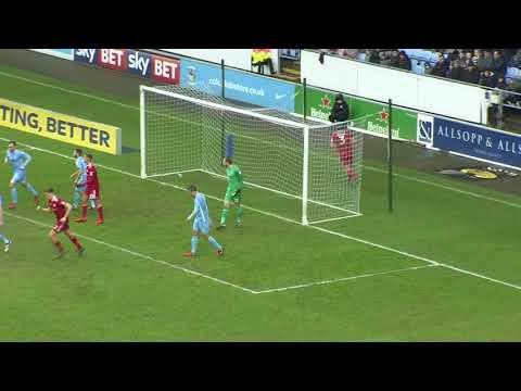 Coventry v Accrington