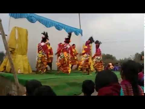 DISCO LAGNE santali modern dance 2017 youtube ||chhapol dance