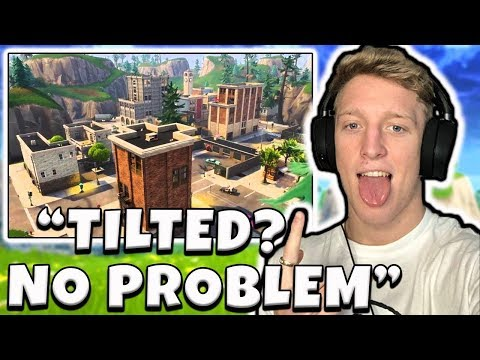 Cleaning Tilted Towers  *SOLO* 24 Bomb - Fortnite Battle Royale Gameplay