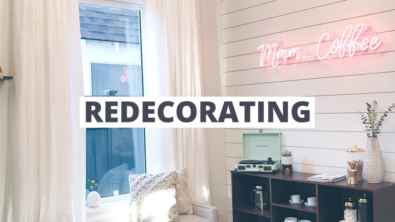 Exceptionnel Re Decorating The House | Coffee Corner Decor!