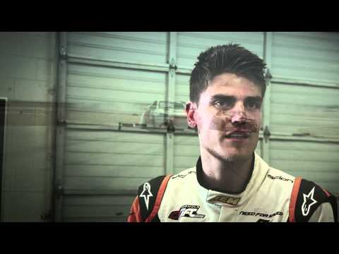 Scion Racing Team Day 2012 - Fredric Aasbo Interview