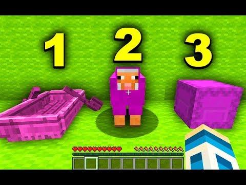 KTÓRA RZECZ NIE JEST MOBEM?   Minecraft Quiz #4