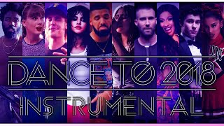 DANCE TO 2018   Year End Megamix (INSTRUMENTAL/KARAOKE)