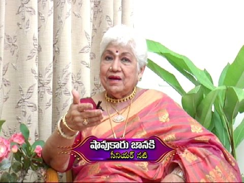 Sowcar Janaki Special Interview - Senior...