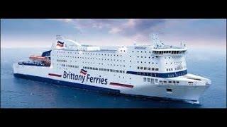 A tour around Brittany Ferry Armorique