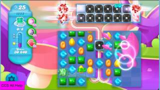 Candy Crush Soda Saga Level 1252 NO BOOSTERS Cookie