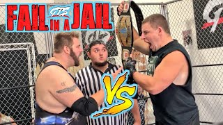 CRAZIEST STEEL CAGE MATCHES EVER CHANGES EVERYTHING IN GTS WRESTLING!