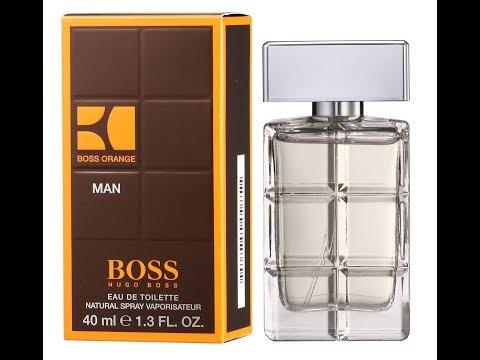 Review Boss Orange For Men