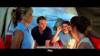 WERE THE MILLERS(ΟΙΚΟΓΕΝΕΙΑ ΜΙΛΕΡ) - TRAILER (GREEK SUBS)