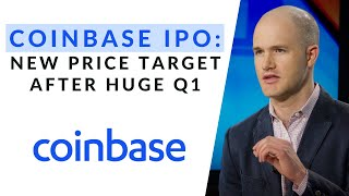 Coinbase IPO 2021 Stock Analysis Q1 UPDATE | Is Coinbase Stock A BUY?