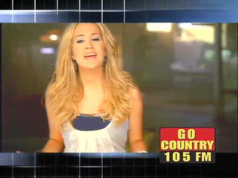 Go Country 105 TV Commercial
