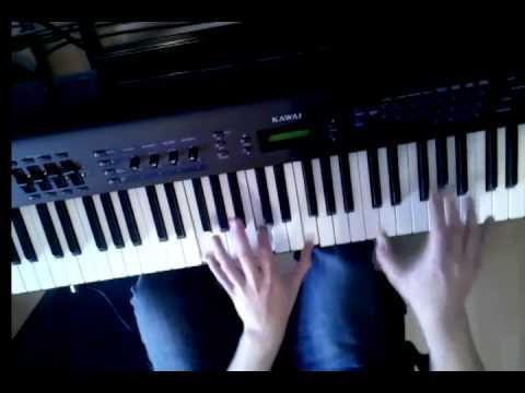 Prinzen - Alles Nur Geklaut -- Piano Version / Cover / Instrumental
