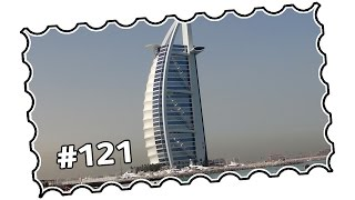 MTB Street view #121 - UAE, Dubai area - Jumeirah Road, Burj al Arab, Madinat to Marina (04/2014)