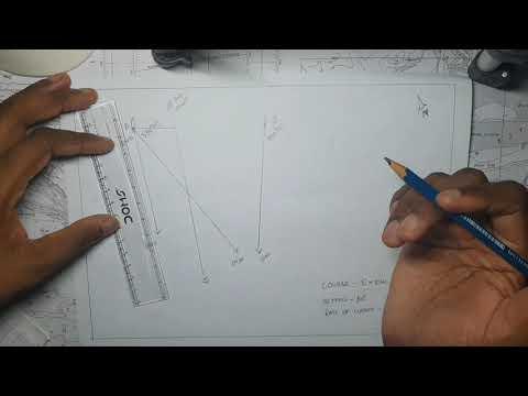 FISH TRAP | CHARTWORK  | CHIEF MATES PHASE -1 | PART-1.
