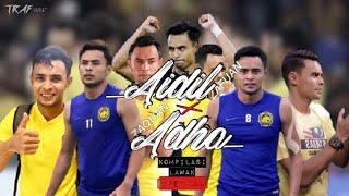 Kompilasi Lawak Aidil Zafuan & Zaquan Adha Sepanjang (AFF Suzuki Cup 2018/2019)