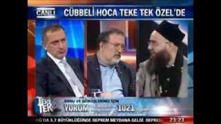 Cübbeli Ahmet Hoca Yahudi Hristiyan CENNETE giremez!!!