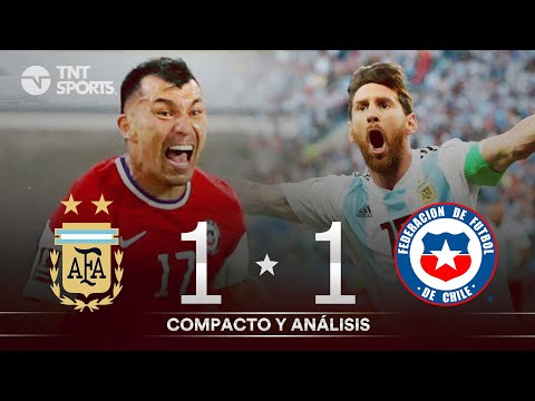 Argentina Chile Goals And Highlights