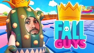 FALL GUYS - 0% ENFADOS! SOLO FELICIDAD (con Willy y Alexby)