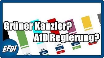 SO wird die nächste Bundestagswahl ausgehen 📊