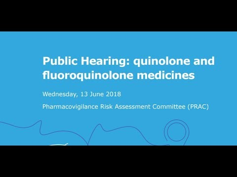 Quinolone- and fluoroquinolone-containing medicinal products