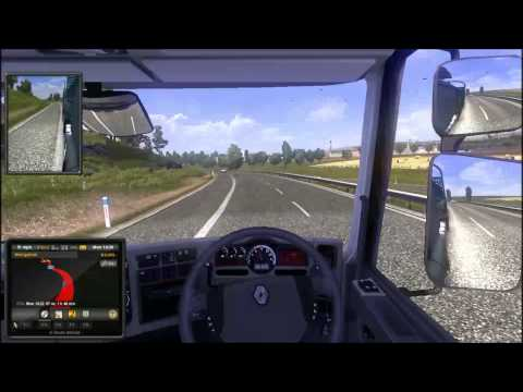 Lets Play and Chat #1 - Euro Truck Simulator 2
