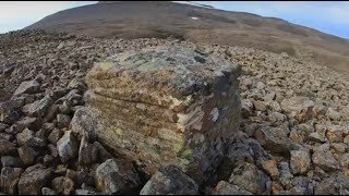 Панорамы плато Анабар и видео о плато Путорана 2019.