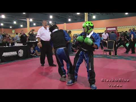 Part 2 2018 US Open World Martial Arts Championships Fighting Highlights