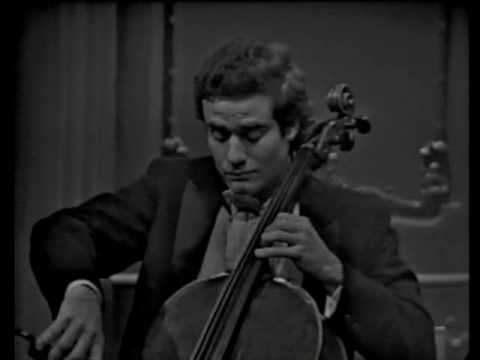 James Kreger Plays Schumann Adagio and Allegro, Op. 70